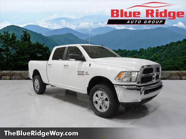 New 2018 RAM 2500 SLT 4x4 Crew Cab 6'4 Box
