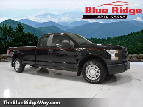 Pre-Owned 2016 Ford F-150 2WD SuperCab 163 XL