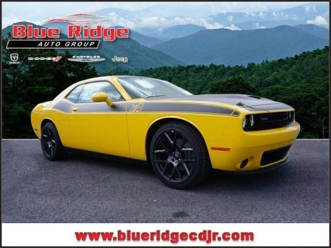 New 2018 DODGE Challenger T/A Plus RWD
