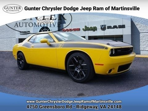 Pre-Owned 2018 Dodge Challenger T/A Plus