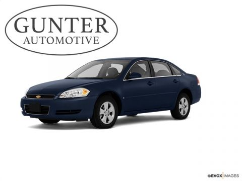 Pre-Owned 2008 Chevrolet Impala LS