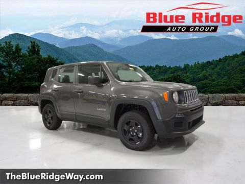 New 2018 JEEP Renegade Sport 4x4
