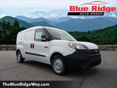 New 2017 RAM ProMaster City Tradesman Van